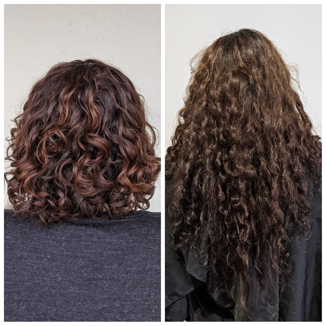 what is the curly girl method long hair